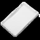 """American Metalcraft RTWVY1 Prestige Platter 14-3/8""""L x 8-3/4""""W x 1-1/8"""""""