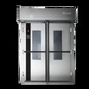 """Revent P8221/NF No Floor Two-Door 2 Single Racks Or 1 Double Rack Capacity 4"""" Touchscreen Controls Roll-In Proofer"""