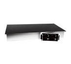"CookTek 604901 27.5"" Drop-In Heritage Induction Range - 200-240 Volts"