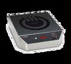 """CookTek 600801 13.81"""" Countertop Heritage Induction Range - 200-240 Volts"""