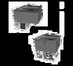 """Randell 9552-290 28.38""""W Drop-In Freezer/Plate Chiller"""