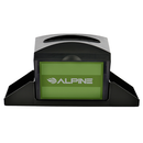 Alpine ALP4332-C Tabletop Interfold Napkin Dispenser with Caddy (Packed by 2)