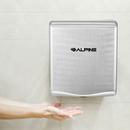 Alpine ALP405-10-SSB Willow Hand Dryer with HEPA Filter - 110-120V 300-1400W