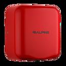 Alpine ALP400-10-RED Red Hemlock Hand Dryer - 110-120V 1800W