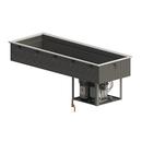 Vollrath FC-4C-02120-N  2-Pan NSF7 Drop-In Refrigerated Cold Pan - 120V