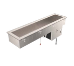 Vollrath FC-4CS-02120-R 2-Pan Short Sided Cold Drop-In Refrigerated - 120V