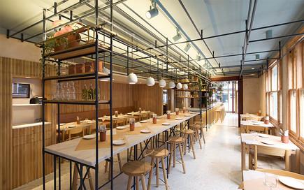 Restaurant Design Trends