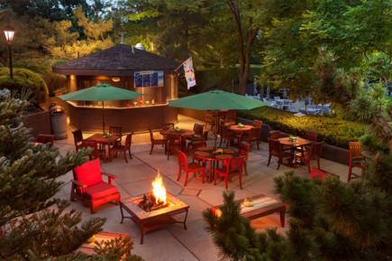 Outdoor Dining at Restaurants