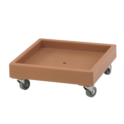 Cambro CD2020157 Beige Camdolly With Handle Load Capacity 300 Lbs.