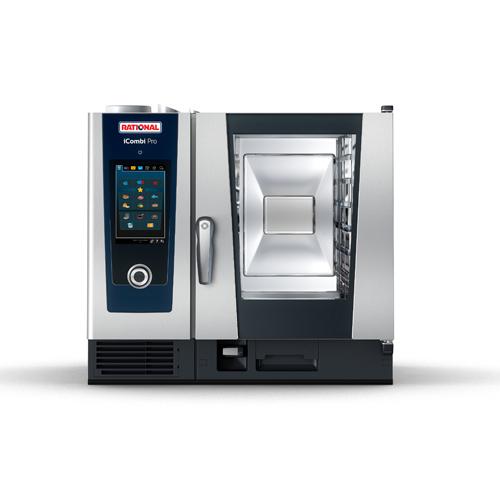 Rational B618206.19E-LP Natural Gas Combi Oven/Steamer - 208 Volts