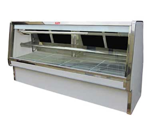 """Howard McCray R-CDS34E-10-LED 124.5""""W Deli Meat & Cheese Service Case"""