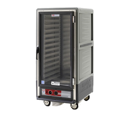 Metro C537-CLFC-U-GY C5 3 Series Heated Holding & Proofing Cabinet