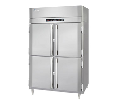"""Victory RSA-2D-S1-EW-HD 58.38"""" W Two-Section UltraSpec Series Refrigerator Featuring Secure-Temp UltraSpec™ Series Refrigerator Featuring Secure-Temp™ Technology"""