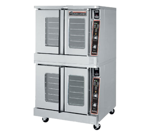 Garland MCO-ES-20-S Master Series Electric Double-Deck Convection Oven