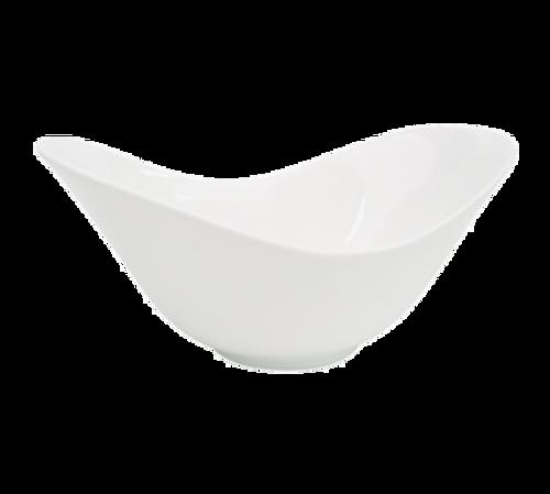 CAC China SHER-71  Porcelain  Bone White  Sheer Spirit Dish