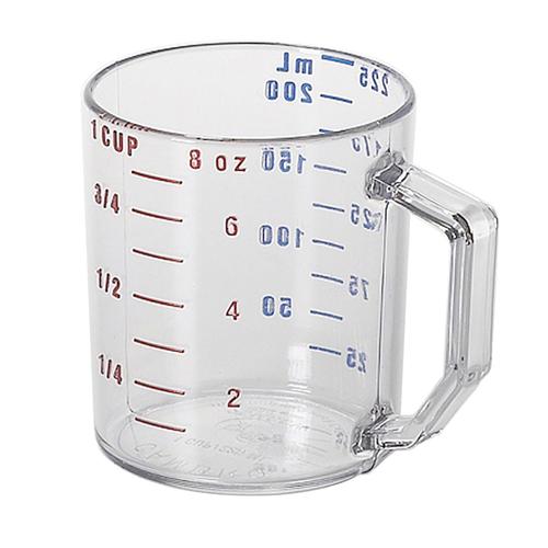 Cambro 25MCCW135 1 Cup PolyCarbonate Camwear Measuring Cup