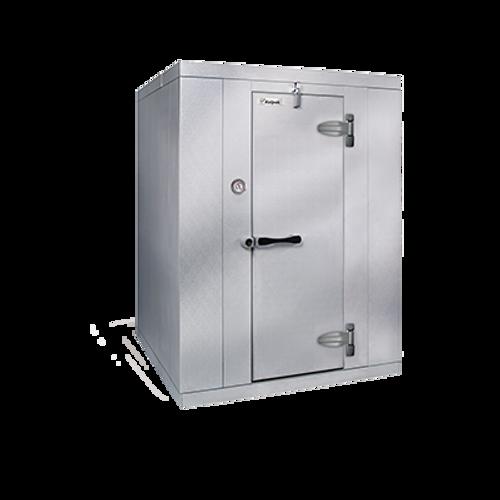 "Kolpak KFX8-0608-CR 102""H x 70""W x 93""D Indoor Walk-In Cooler"