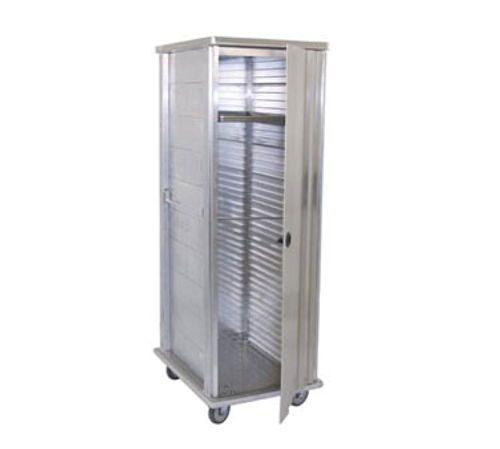Advance Tabco EPC-40-X Special Value Enclosed Pan Cabinet full height