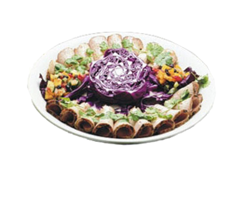 Bon Chef 5059GINGER Shallow Chafer Food Pan/Platter 3-1/2 qt.