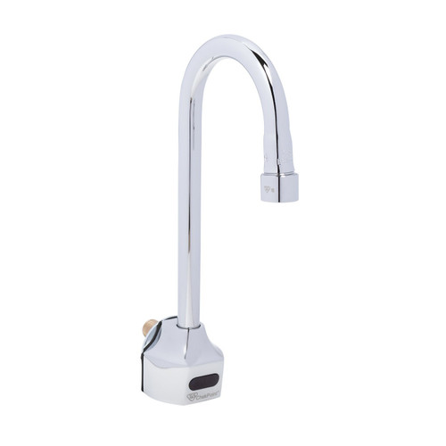 T&S Brass EC-3101-LMV Wall Mount Electronic Faucet