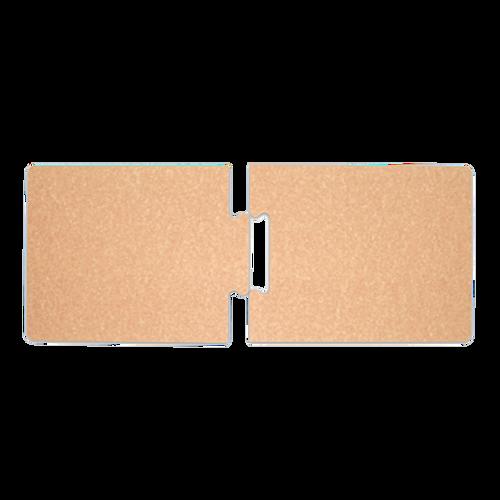 "Victorinox Swiss Army 629-481001 10"" x 48"" x 3/8"" Composite Wood Epicurean Stock Puzzle Board"