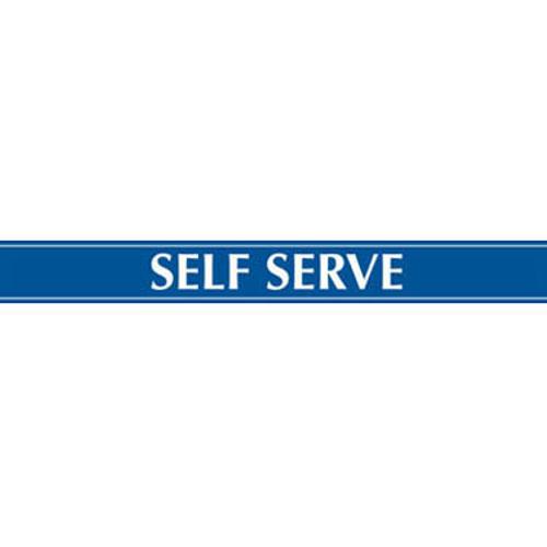 Beverage Air 409-418C-054 Self-serve Sign