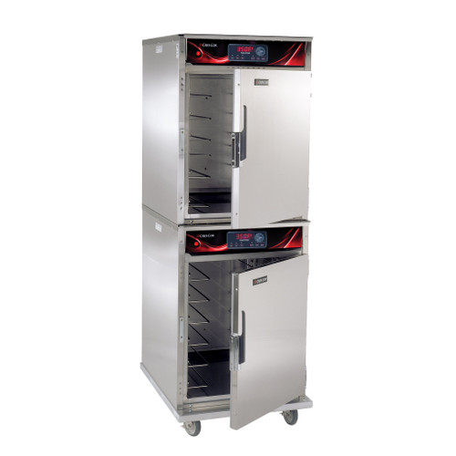 Cres Cor CO-151-HUA-6DE-STK Stainless Steel Cook-N-Hold Cabinet - 208 Volts