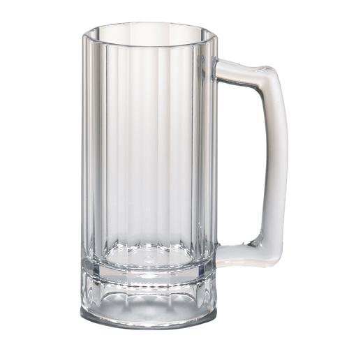 Cambro BWB16CW135 Camwear Aliso Barware Beer Glass 16 oz