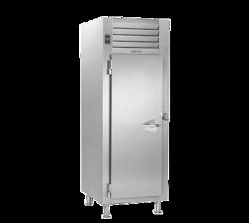 Traulsen RH132NP-COR01 Refrigerator Pass-Thru One-Section 22.7 cu. Ft.