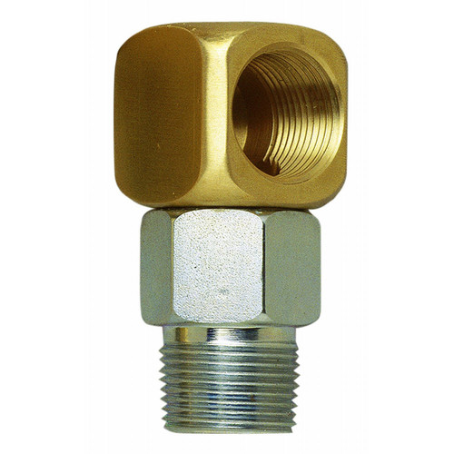 "T&S Brass AG-6E Safe-T-Link Gas Appliance Connectors Swivelink 1"" NPT"