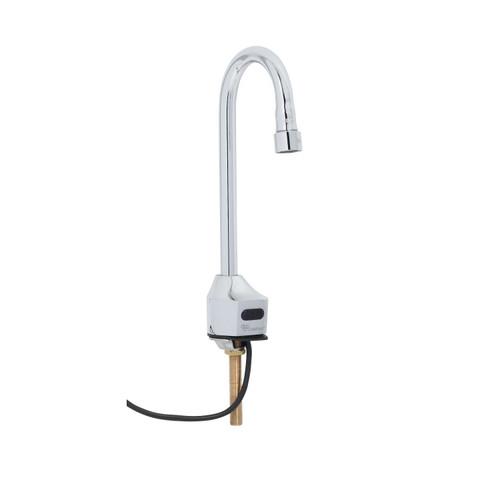 T&S Brass EC-3100-HG Deck Mount Electronic Faucet