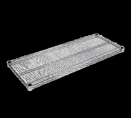 "John Boos CS-1836 Shelf Wire 36""W Chrome-Plated Finish"
