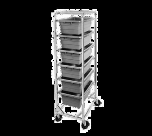 Channel 504LS Stainless Steel Lug Rack 4 Lug Capacity