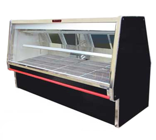"""Howard McCray R-CMS34N-10-BE-LED 120""""W Red Meat Service Case"""