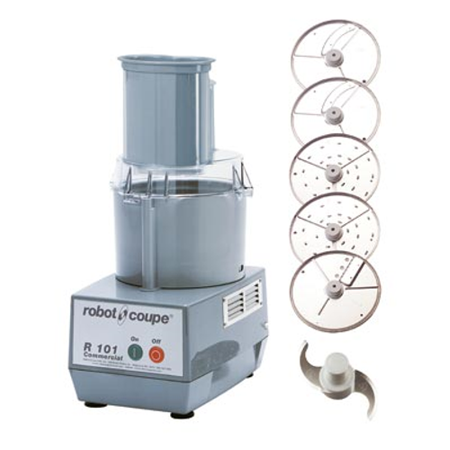 Robot Coupe R101P 2.16 Benchtop/Countertop Combination Food Processor