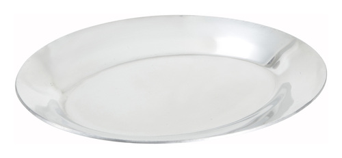 Winco APL-11  Aluminum  Oval  Sizzling Platter  12 Each