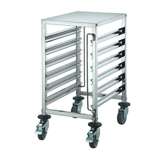 """Winco SRK-12 Steam Table/Food Pan Rack Mobile under-Counter 15-1/8"""""""
