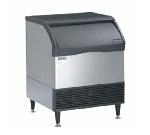 """Scotsman CU3030SA-32 30"""" Air Cooled Cube Style Undercounter Ice Maker With Bin - 313 lb"""