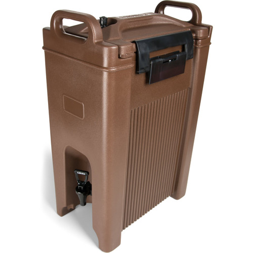 Carlisle XT500001 5 Gallon Brown Beverage Server