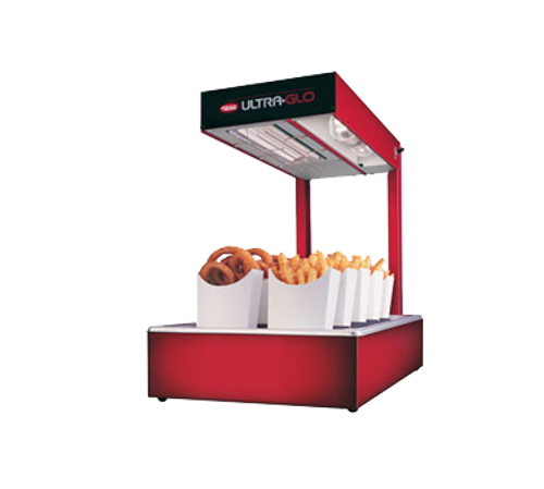 "Hatco UGFFL Ultra-Glo Portable French Fry Warmer countertop 12-3/8"""