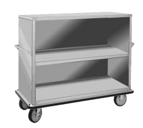 FWE UCE-315 1600 lb Super Duty Queen Mary Enclosed Cart