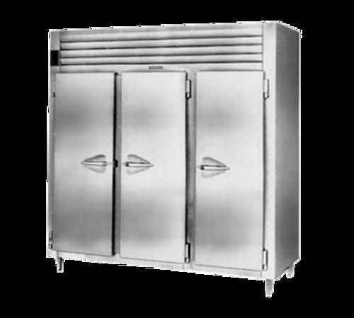 Traulsen AHT332NPUT-FHS Spec-Line Refrigerator Pass-Thru Three-Section