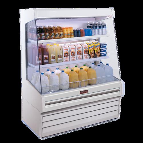 """Howard McCray SC-OD30E-5L-LED 63""""W Dairy Open Merchandiser"""