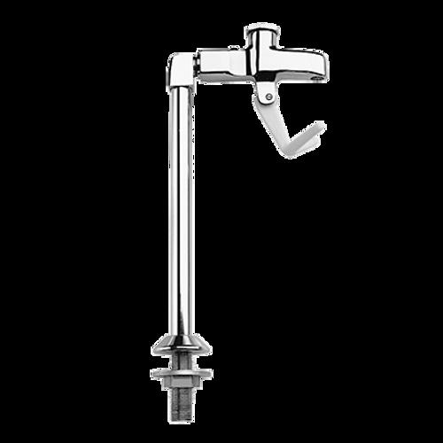 "Fisher 54186 10"" Stainless Steel Pedestal Glass Filler"