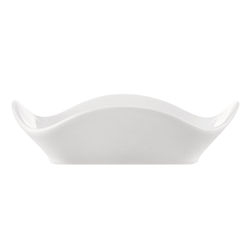 CAC China AFD-7  Porcelain  Super White  Alice Dish