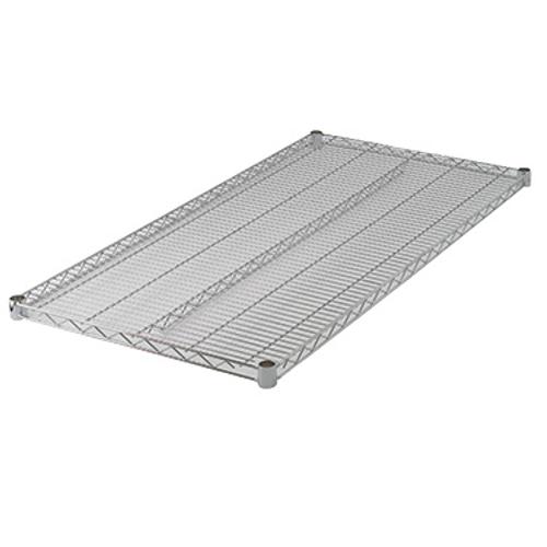 "Winco Vc-2130 Shelf 30""W Wire Chrome Plated Finish"
