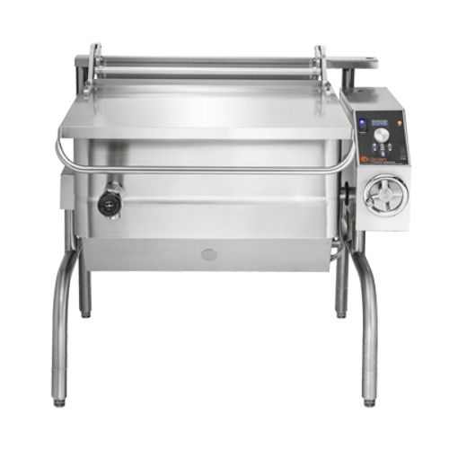 "Groen BPM-40GC LP 48"" 40 Gallon Liquid Propane  Braising Pan"