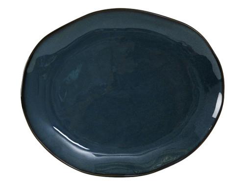 Tuxton GAN-023  Ceramic  Oval  Platter