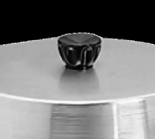 American Metalcraft BAKNOB Knobs Black Bakelite