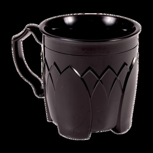Dinex DX500003 Fenwick 8 oz Onyx Insulated Mug - 48/Case